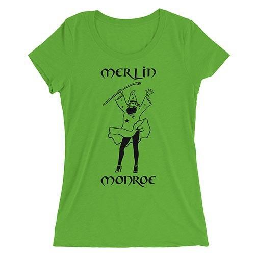 """erlin Monroe"""" damski t-shirt"""